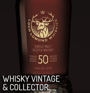 Whisky intage et de collection